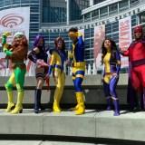 WonderCon 2019 - the X-Men and Magneto