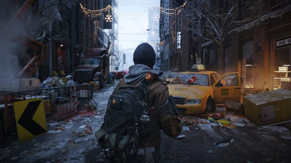 Realistic graphics as seen in Tom Clancy's The Division