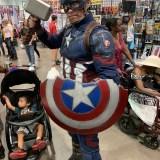 Amazing Las Vegas Comic-Con 2019 - Captain America is worthy