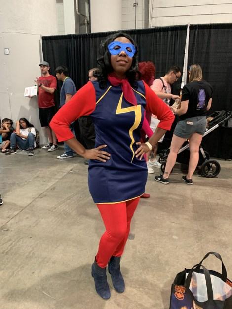 Amazing Las Vegas Comic-Con 2019 - Ms Marvel