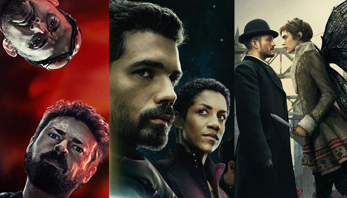 SDCC 2019 - Amazon Prime Video Experience with The Boys, The Expanse, and Carnival Row activations