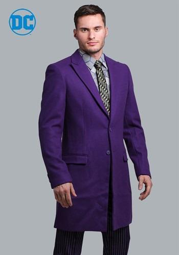 joker suit overcoat
