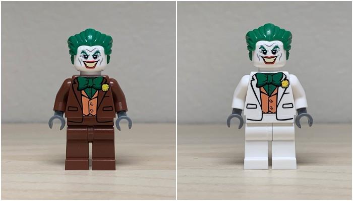 Custom LEGO Jokers