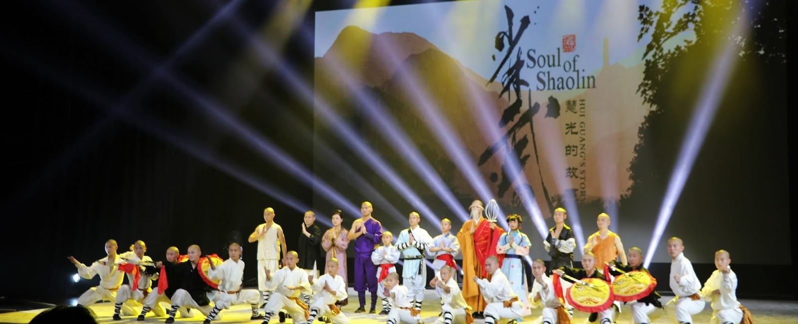 Soul Of Shaolin @ Genting International Showroom