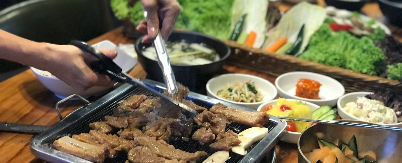 Top Places for Korean Food