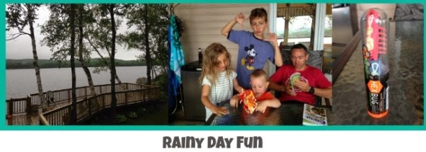 rainy day fun for kids