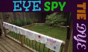 kids tie dye party