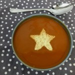 Healthy Planet Tomato Grilled Cheese Soup