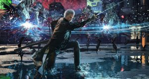 análise devil may cry 5 special edition