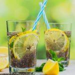 Jugo de chía para adelgazar, deshinchar y prevenir el cáncer: mira esta fácil receta detox