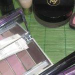 Cuando te sigue gustando el maquillaje a los 50: Look Mix Verde