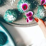 Spirulina energy balls (Bolitas energeticas de spirulina)