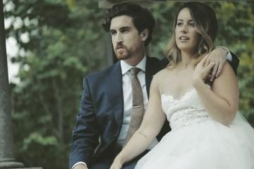 Morris Arboretum Wedding Videography