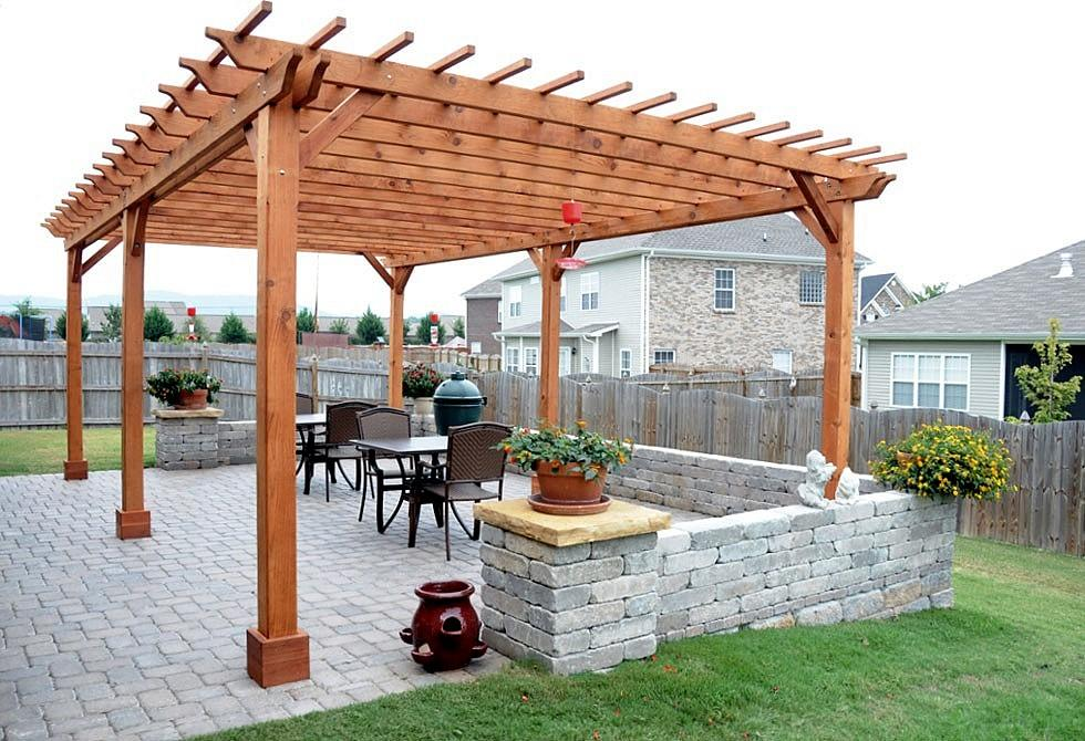 How to use your custom pergola kit to create an outdoor retreat in your backyard