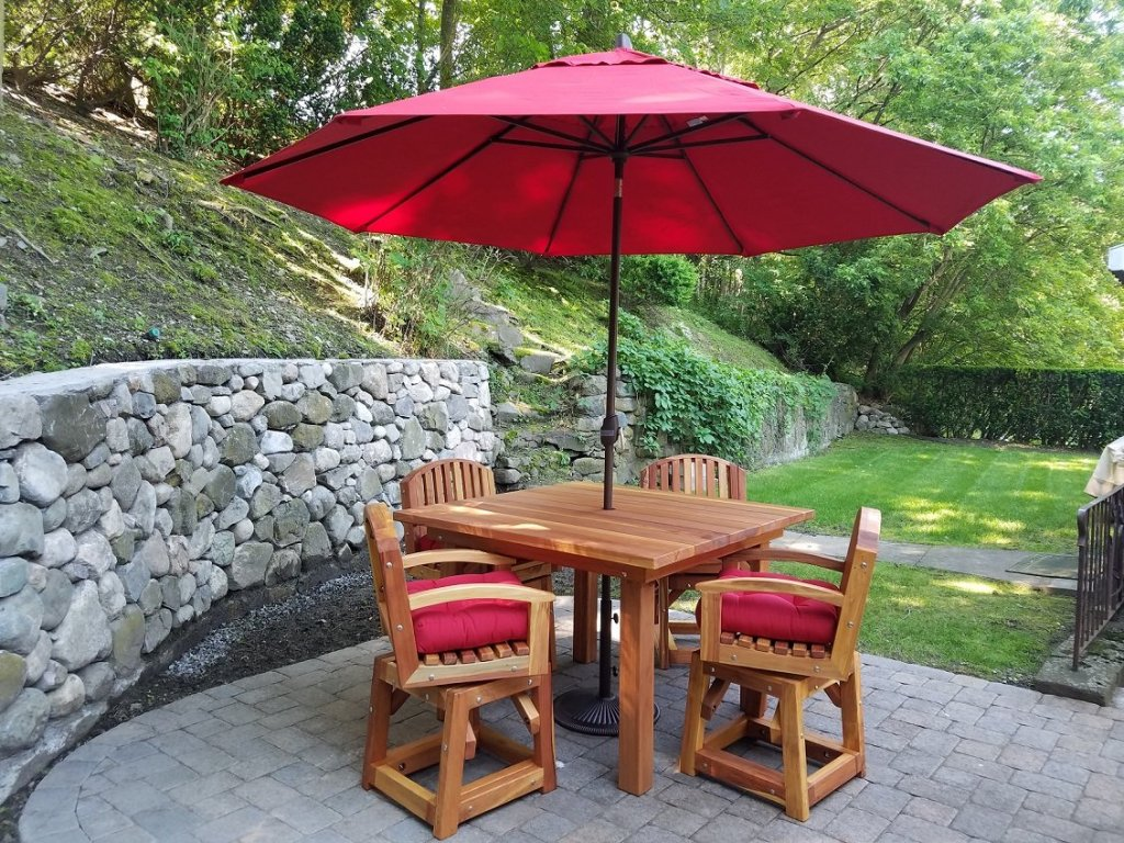 Custom Patio Furniture for Families with Special Needs: The Lydia and Hunter Triplett story