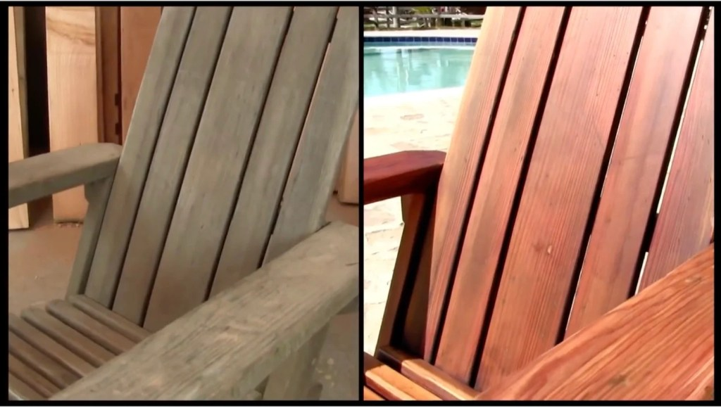 Our Refinishing Service—Make your patio furniture look good as new (plus, DIY tips)