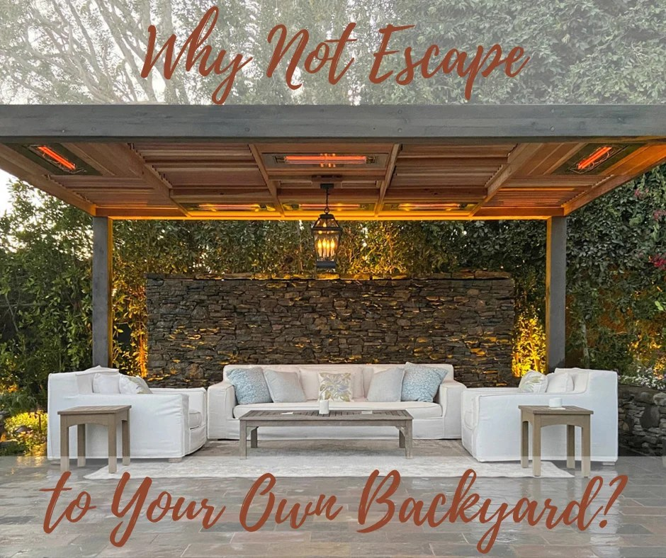 Backyard Escapes | 3 shade structures to expand your living space