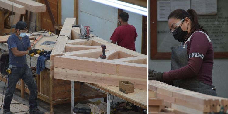 Staying safe in the woodworking shop