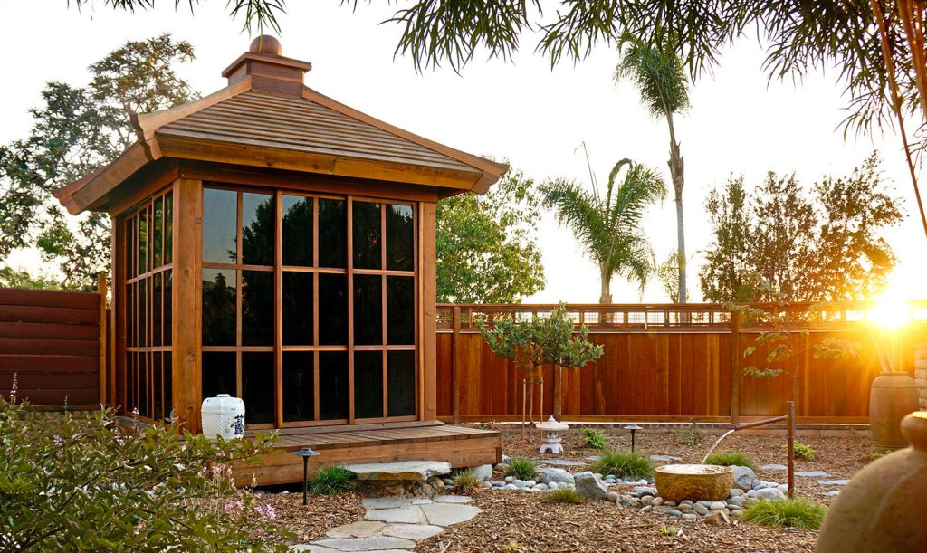 THINK SMALL: Shade Structures To Enhance Your Small Outdoor Space