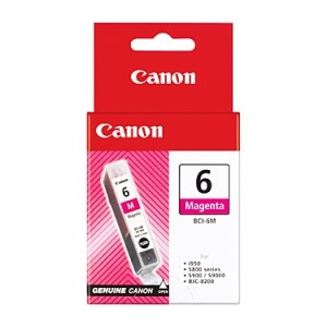 Canon BCI6M Magenta Ink Tank