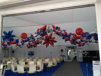 Silverstone Racing Club Grand Prix Decor
