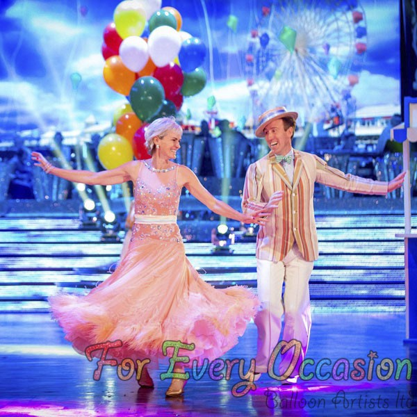Strictly Come Dancing Blackpool