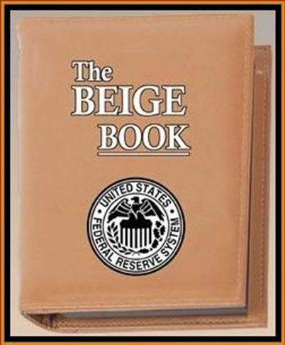 Image result for beige book