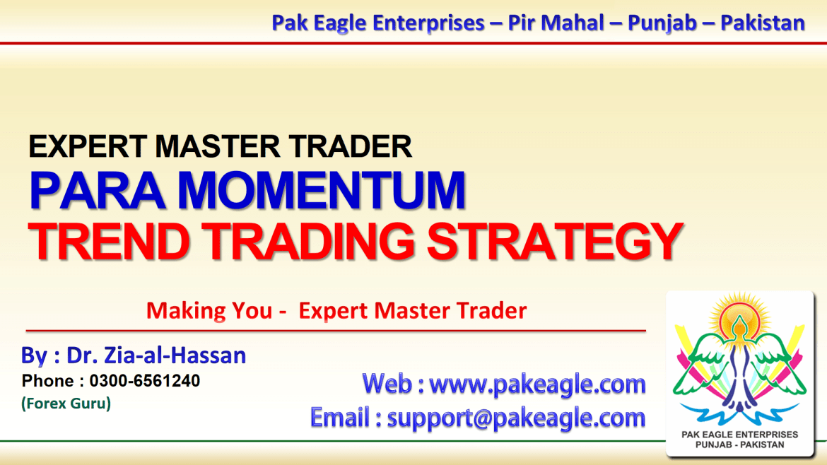 PakEagle.Com Para Momentum Trend Trading Free Forex Trading Short Timeframe Strategy Urdu Video Tutorial