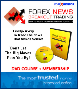 Forex News Breakout Trading (DVD + Online)