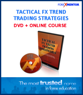 Tactical FX Trend Trading Strategies (DVD + Online)