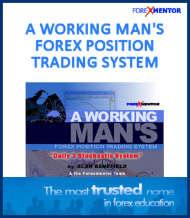A Working Man's Forex Position Trading System by Alan Benefield ...