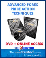 Advanced Forex Price Action Techniques (DVD + Online)