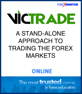 The Vic Trade Strategy Course (Online)