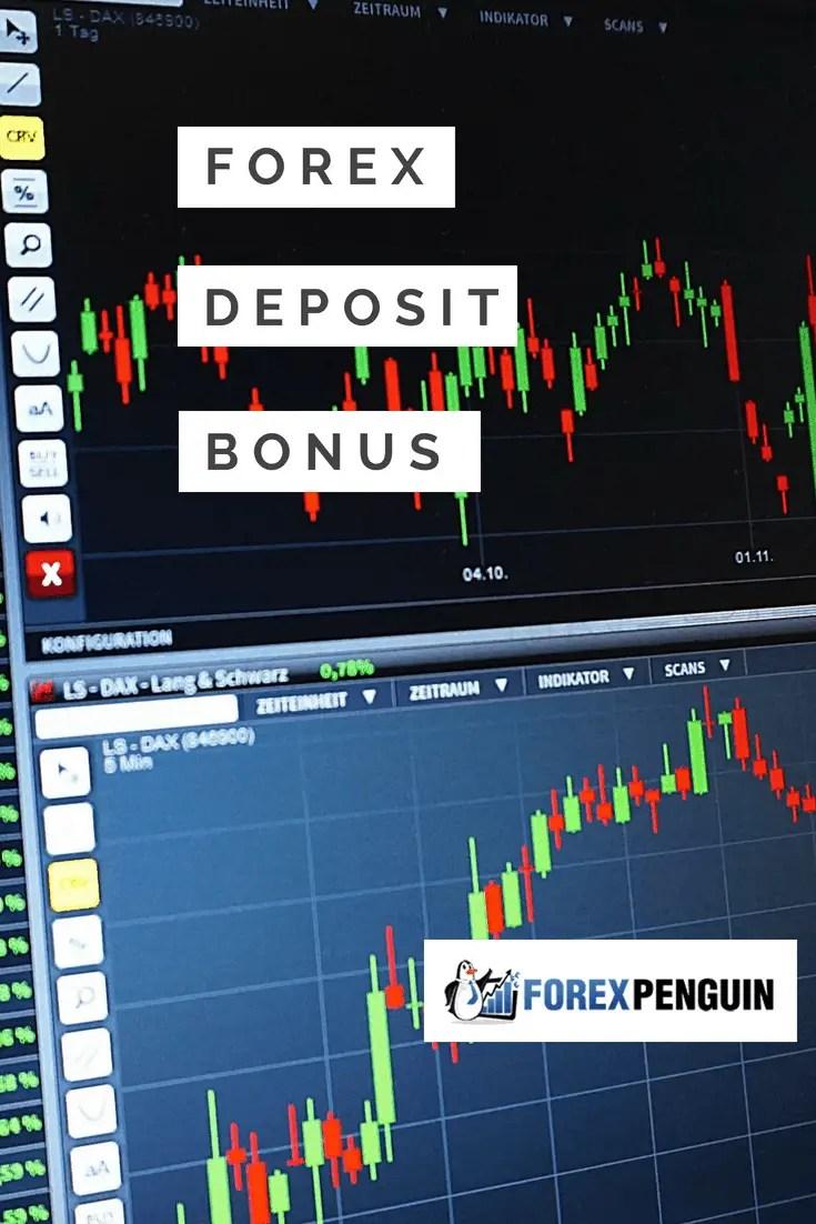 Forex Deposit Bonus