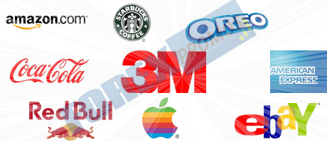 How the 9 Most Popular Companies got their Names