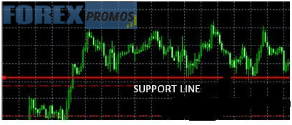 Support Lines