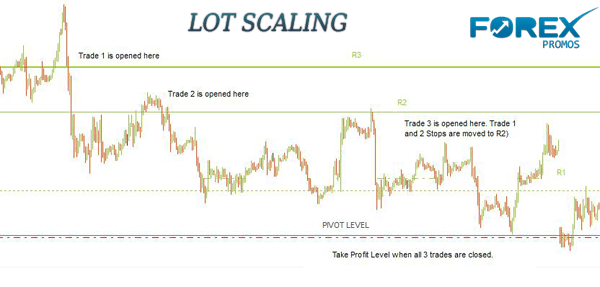 Understanding Forex Position Scaling or Lot Scaling