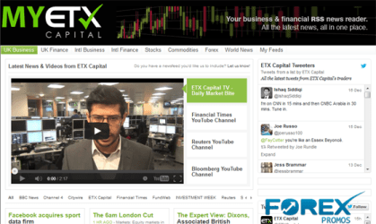 ETXCapital News Feed Service