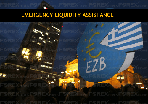What is the ECB's Emergency Liquidity Assistance or ELA Program
