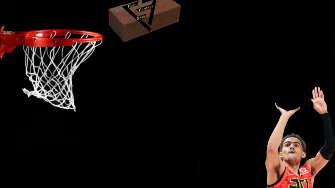 NBA Week 1: Buckets & Bricks