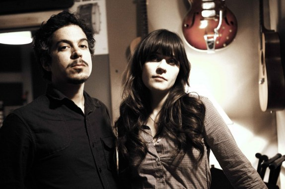 She & Him - credit Taea Thale