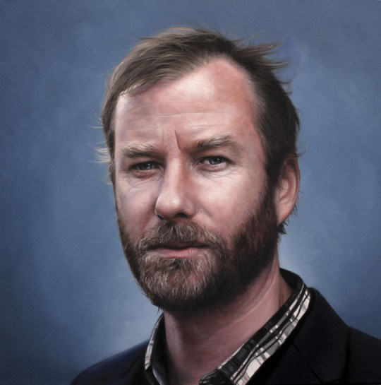 Matt Berninger (The National) by Joe Simpson