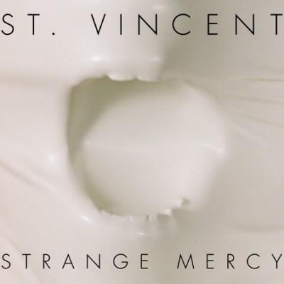 ffs for folk's sake st vincent strange mercy album cover