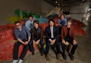 FFS For Folk's Sake Wilco band portrait