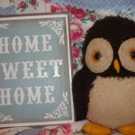 Brian the playlist-making owl is home for 2012 and returning to For Folk's Sake