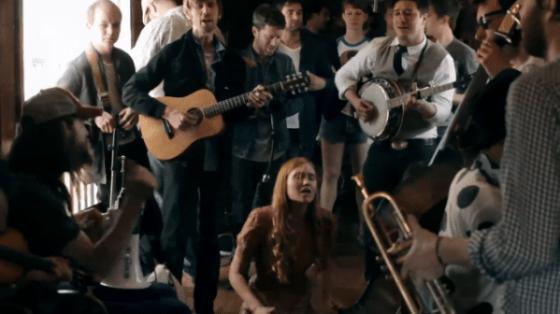 For Folk's Sake | Railroad Revival Tour | Big Easy Express