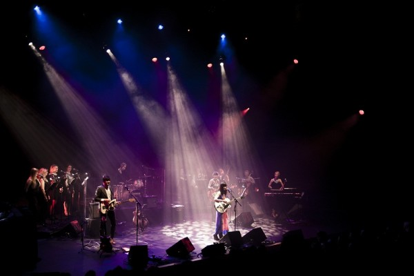 For Folk's Sake| Live | Emmy the Great | Queen Elizabeth Hall | 11/03/2012