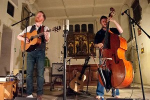 John Smith live at St Pancras Old Church