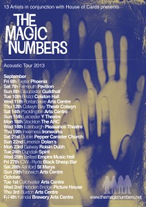 Magic Numbers poster
