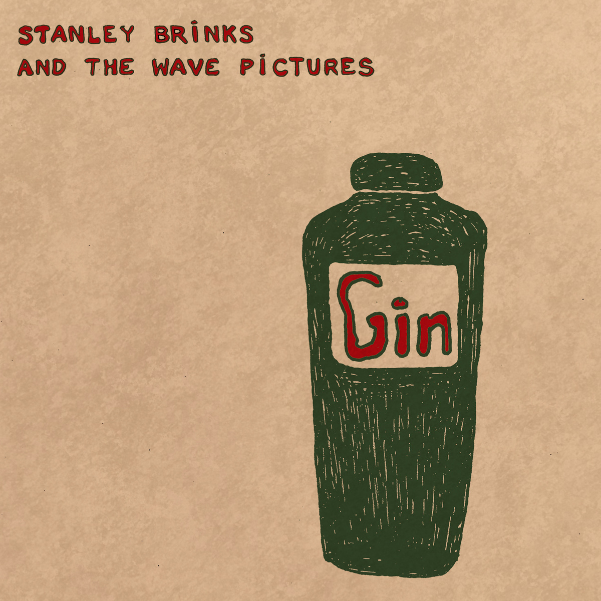 First Listen | Stanley Brinks And The Wave Pictures – Gin